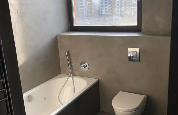 Bezespárové stěrky do koupelny